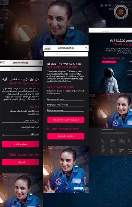Website design in Dubai and Abu Dhabi